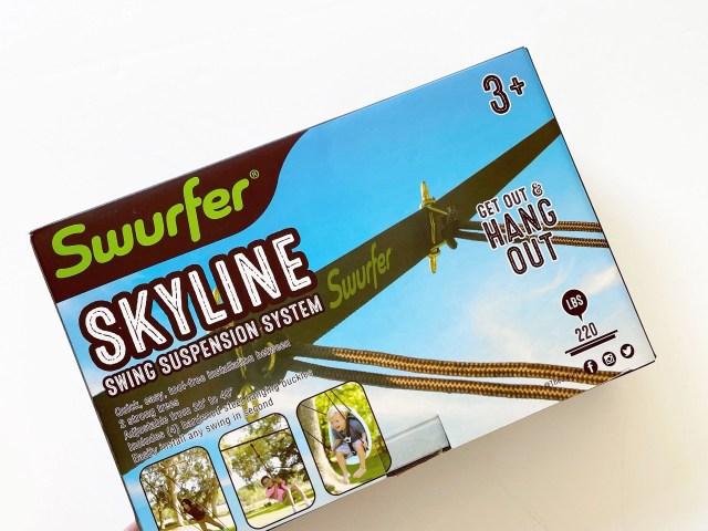Swurfer Skyline Swing Suspension System