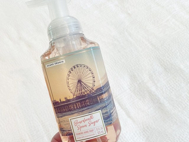 Scent Theory Foaming Hand Soap – Boardwalk Spun Sugar