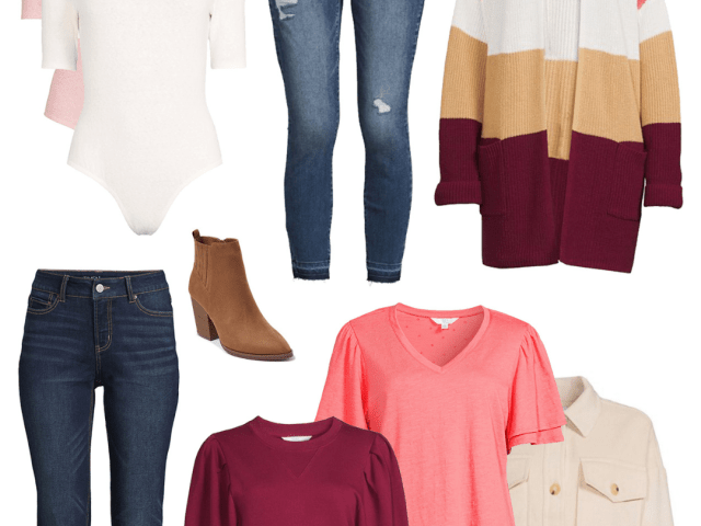 Time and Tru Fall Arrivals