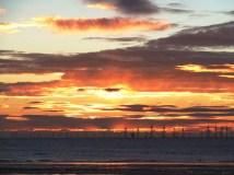 P1010082 Sunset Earnse Bay
