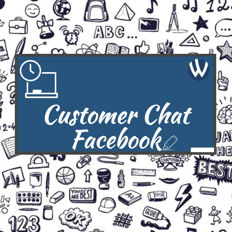 customer chat Facebook