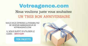 Email anniversaire
