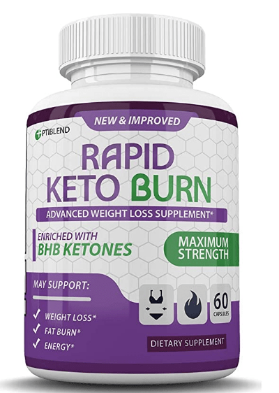 Rapid Keto Burn Reviews
