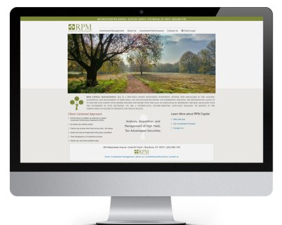 RPM Capital Management Website
