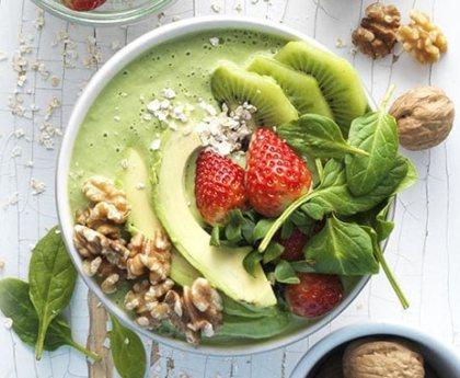 walnut avocado smoothie
