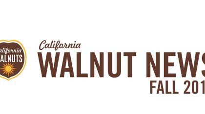 Walnut News Fall 2018