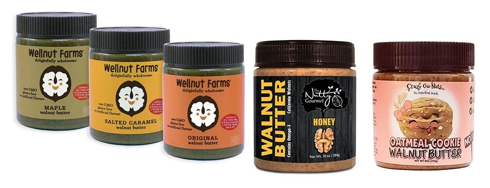 Walnut Butters