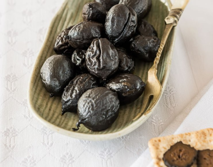 Christchurch Red Zone Pickled Walnuts