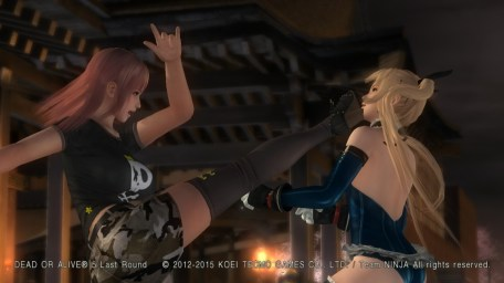 DEAD OR ALIVE 5 Last Round__116