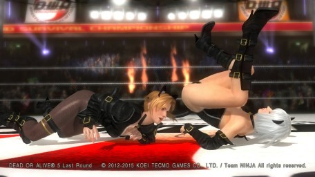 DEAD OR ALIVE 5 Last Round__32