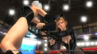 DEAD OR ALIVE 5 Last Round__49
