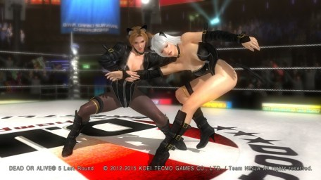 DEAD OR ALIVE 5 Last Round__51