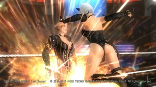 DEAD OR ALIVE 5 Last Round__7