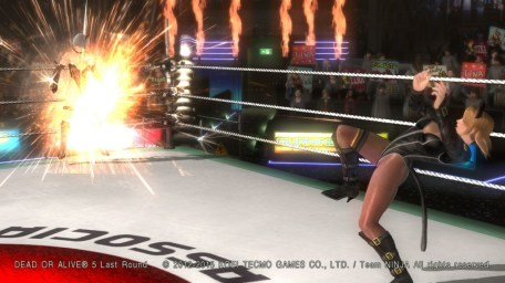 DEAD OR ALIVE 5 Last Round__73