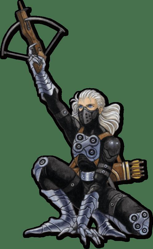 重鎧のシャグナ