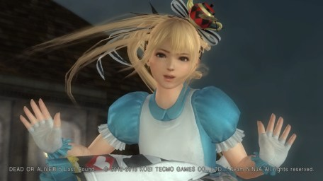 DEAD OR ALIVE 5 Last Round__11