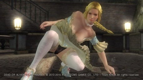 DEAD OR ALIVE 5 Last Round__14