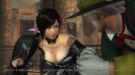 DEAD OR ALIVE 5 Last Round__154