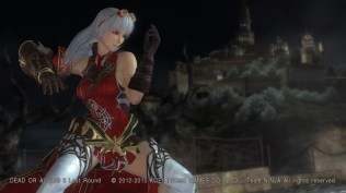 DEAD OR ALIVE 5 Last Round__17