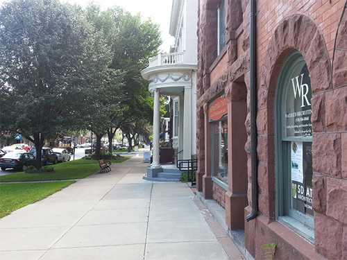 Walrath Recruiting, Inc. Office - 511 Broadway, Saratoga Springs, NY