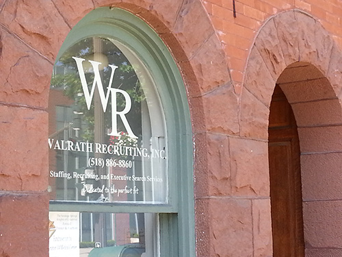 Walrath Recruiting, Inc. Office - Saratoga Springs, NY