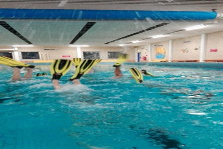Start zwembad training