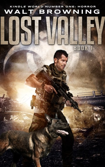 Lost Valley: An Extinction Cycle Novel – Now Expanded 100 Pages!