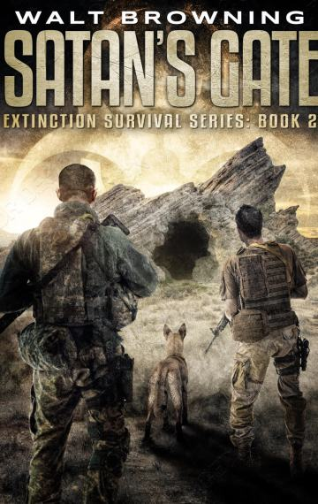 Lost Valley: An Extinction Cycle Novel – Book 2