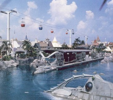 Image result for 20,000 leagues under the sea disney world