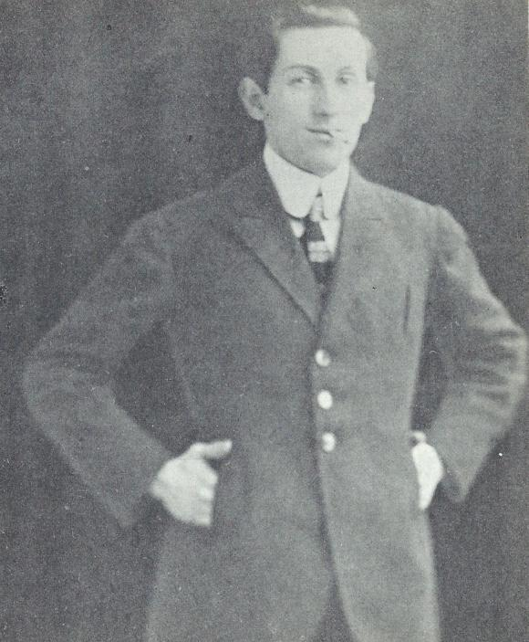 1923 bei Trude Hesterberg
