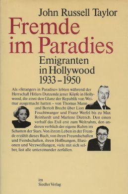 John Russell Taylor: Fremde im Paradies