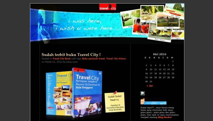 5 travel blog Indonesia - Artson my blog.packer travel