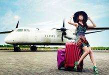 tetap-cantik-saat-turun-pesawat - cara mengatasi sariawan saat traveling