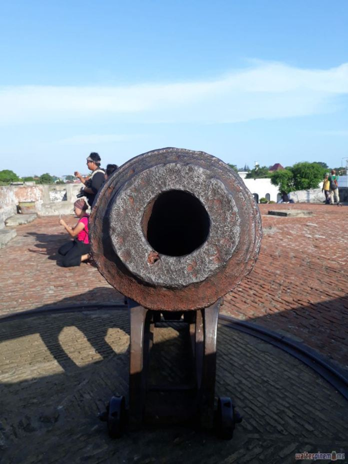 fort marlborough bengkulu - walterpinem - 5