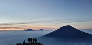 pendakian gunung sindoro via jalur kledung jawa tengah - 2