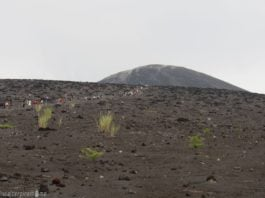 gunung krakatau - mendaki gunung anak krakatau - 4