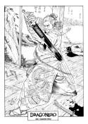 Dragonero (Kimono Style)