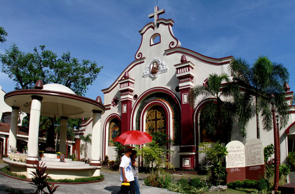 St.-Claire-Monastery-Katipunan