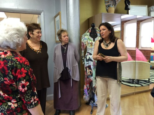 Learning about Sondra's Big Fat American Gipsy Wedding