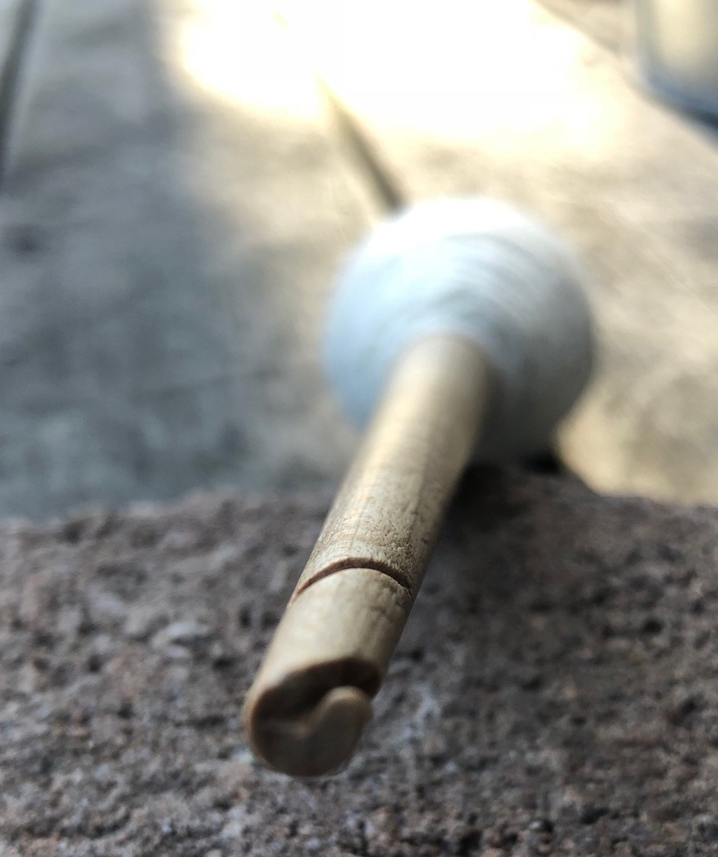 A Portuguese spindle