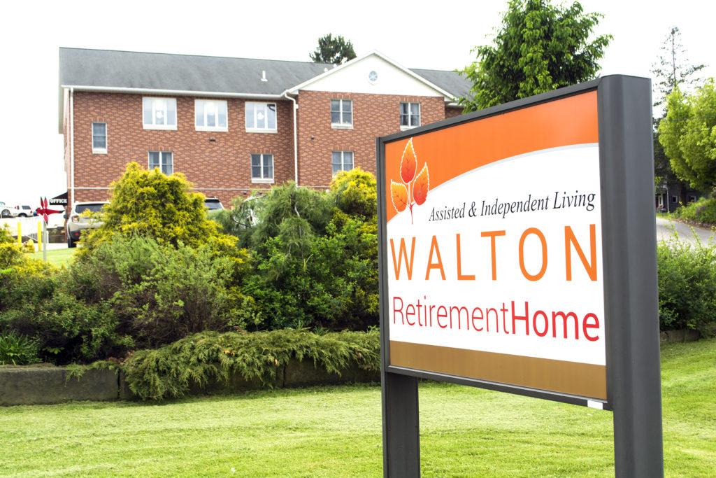 Walton Home Exterior