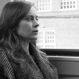 """English actress Emily Blunt plays Rachel in """"The Girl on the Train."""""""