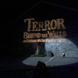 Terror in Eastern State Penitentiary