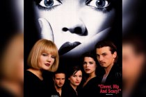 The first film of the successful horror movie franchise, Scream, follows Sidney Prescott, a high school student who finds herself at the center of a string of murders, ass the killer seems to have an obsession with her.