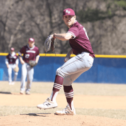 Play Ball: Eastern's baseball team prepares for their return to the mound.