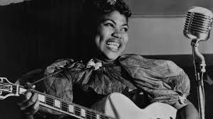The Godmother of Rock N' Roll: A look into Sister Rosetta Tharpe's accomplishments and careers.