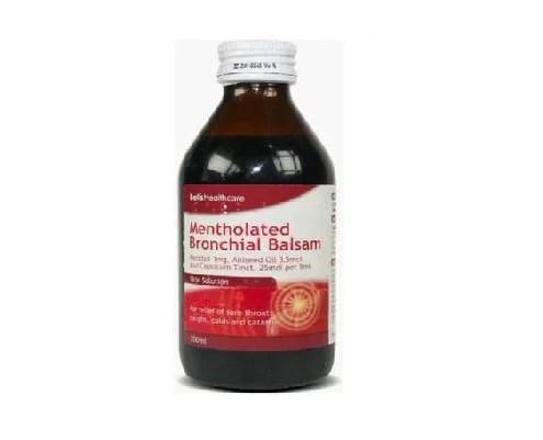 bell cough mixture