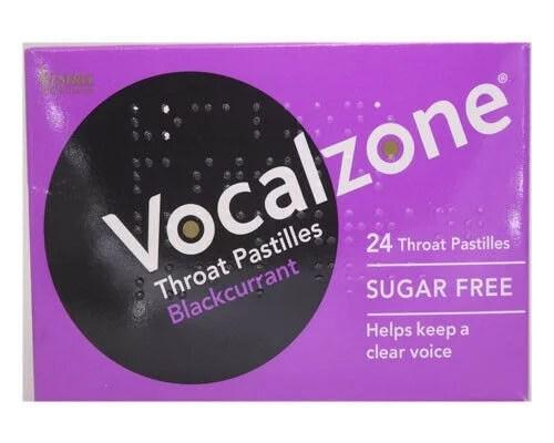 Vocalzone sugar free