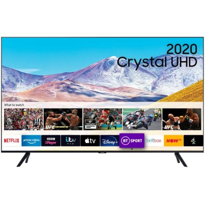 Samsung 55″ TU8000 HDR Smart 4K TV with Tizen OS