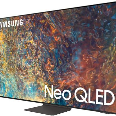 Samsung QE55QN94AATXXU 55″ Smart 4K Ultra HD HDR Neo QLED TV with Bixby, Alexa & Google Assistant